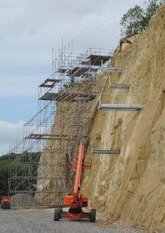 1-Enci stair build