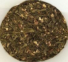 Green Masala Chai