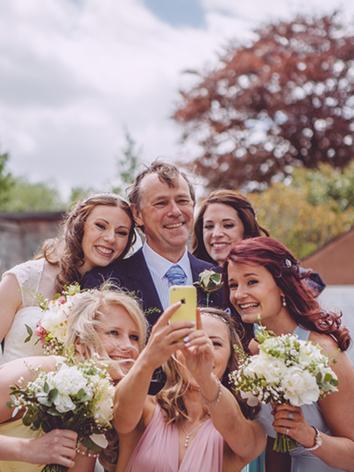 Wedding Photos - happy faces