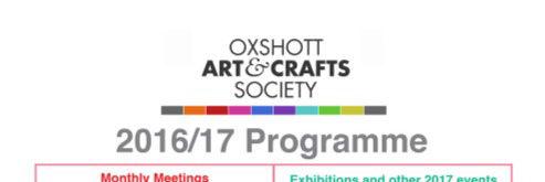 Art & Craft Society