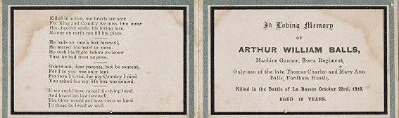 Arthur Balls death card118012016 (2)