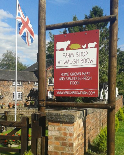 Waugh Brow Farm Shop | Mobberley | Knutsford