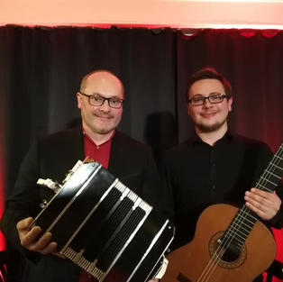 Daniel und Miguel Gruselle