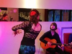 Flamenco Minera im Café de Paris Saarbrücken