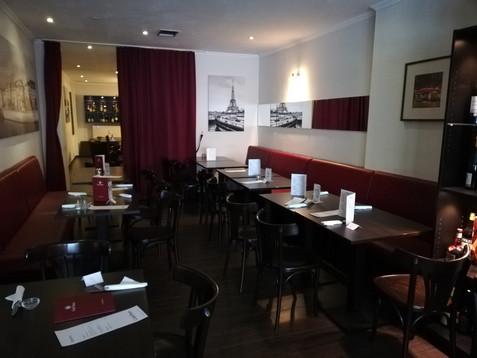 Café de Paris Saarbrücken