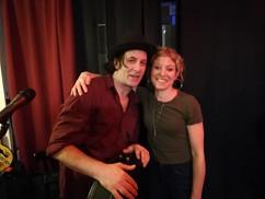 Jess Klein und Mike June im Café de Paris Saarbrücken