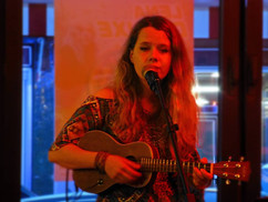 Lena Deluxe im Café de Paris Saarbrücken