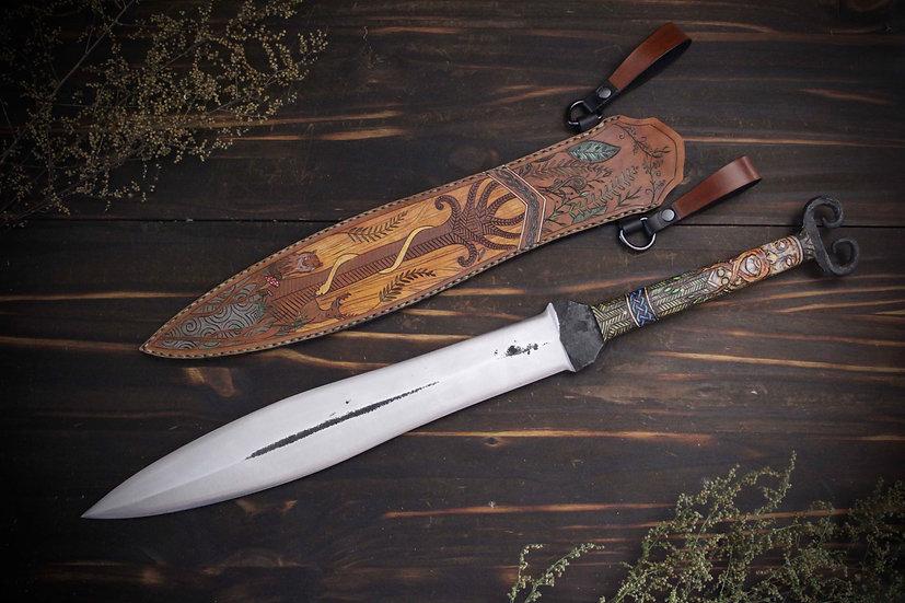 Collaboration Short Sword Cernunnos