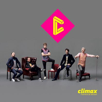 """CD """"l'homme de demain"""" Deluxe edition"""