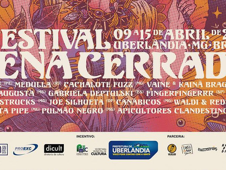 COLUNAS/ENTRENÓS: Mesa de debates abre programação do Festival CenaCerrado