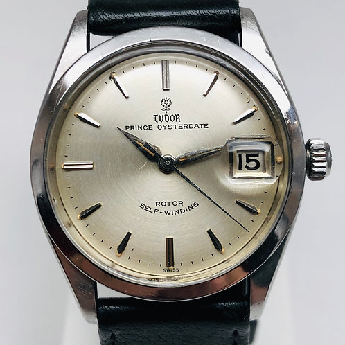 1959 Tudor Prince Oysterdate Rotor Automatic Rolex Claps