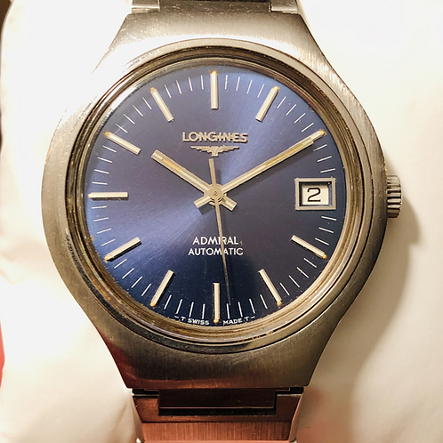 Longines Admiral,L 633.1 ,Automatic