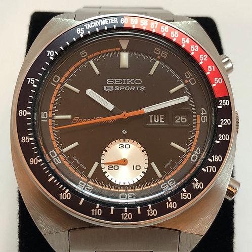 Seiko Speedtimer, 6139-6032