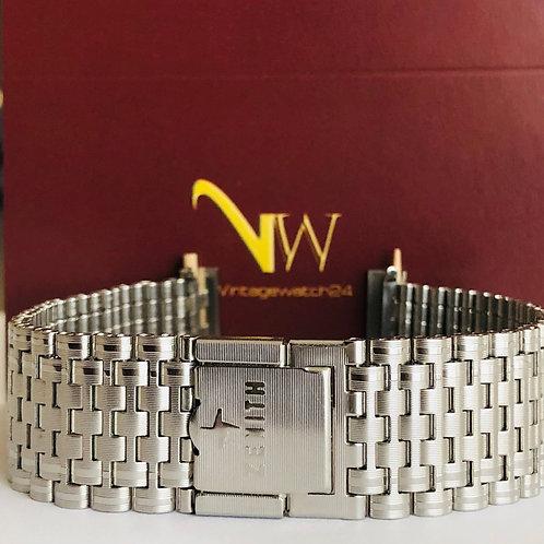 Vintage Zenith Bracelet NSA inox pat:434845 20mm