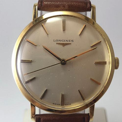 Longines 280cal 18K gold