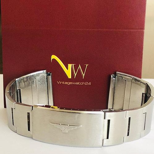 Longines 22mm Steel Bracelet Vintage