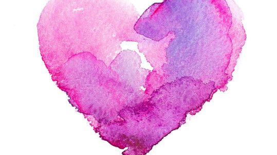 Pink+watercolor+heart+Aliso+Viejo+childb