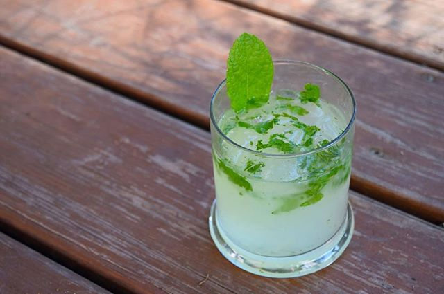 It's time for a gin mojito