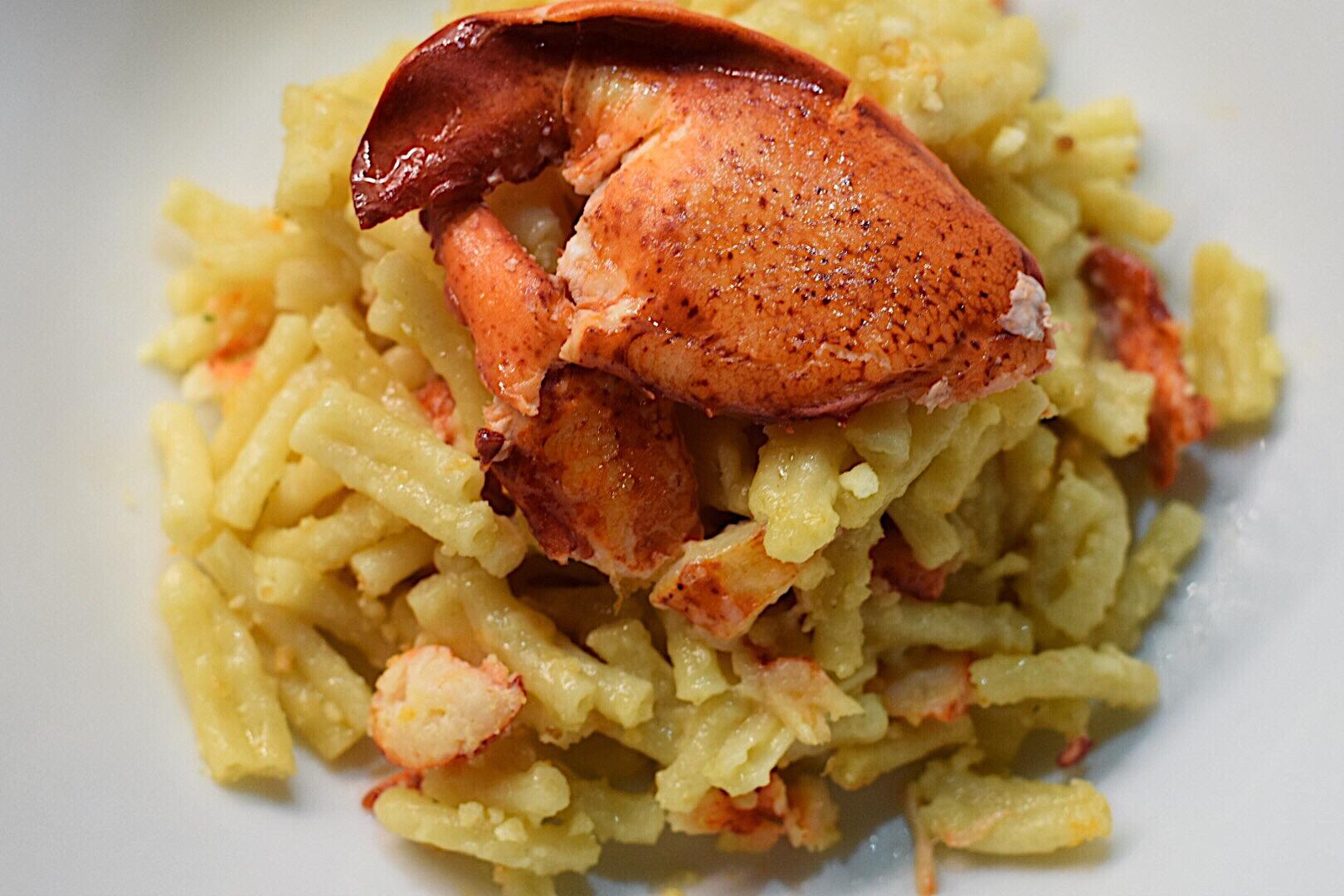 Lobstah mac n' cheese