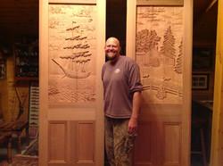 SHIP DOOR & HOUSE DOOR