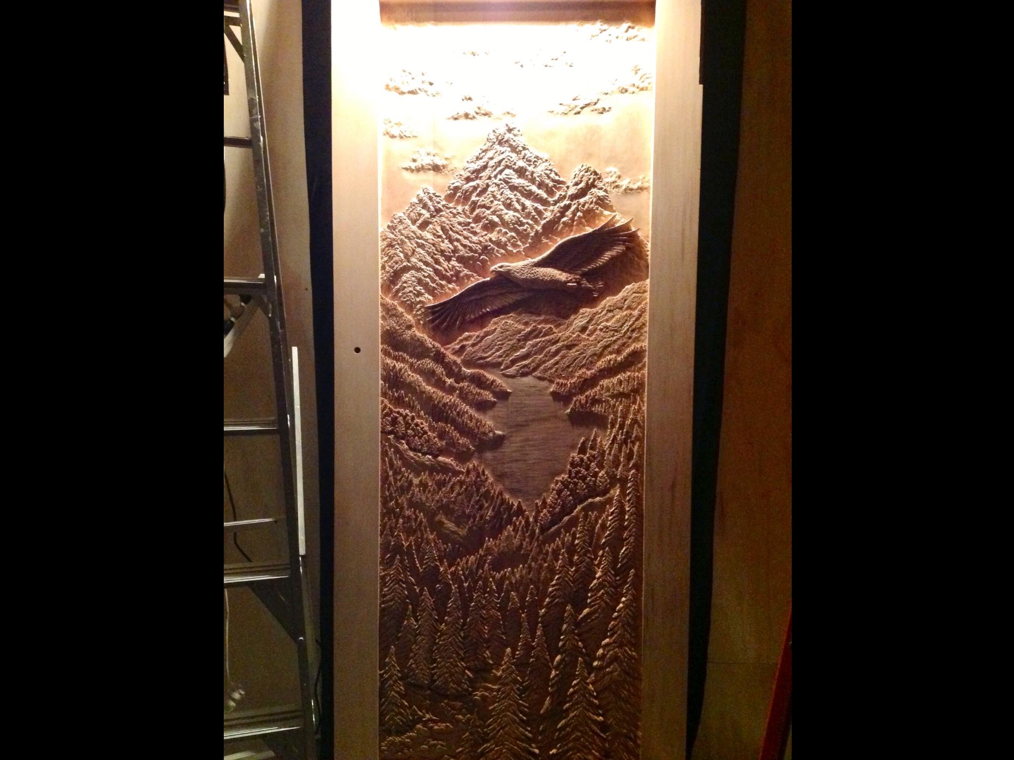 EAGLE DOOR