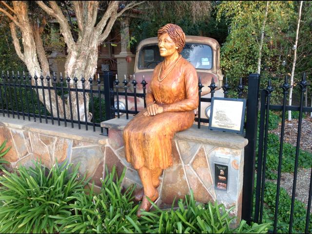 Mrs Frances White