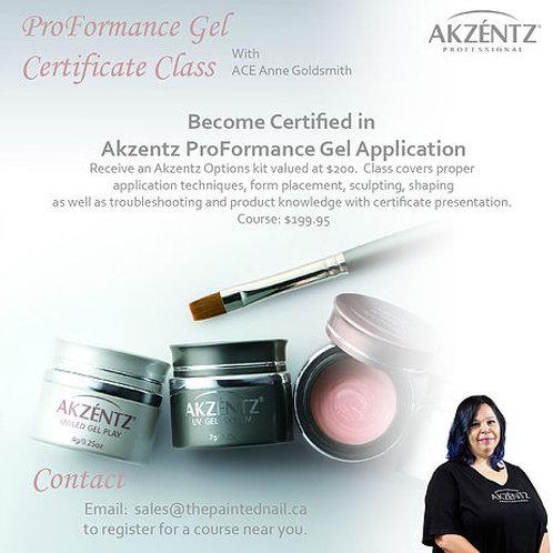 ProFormance Certification Class