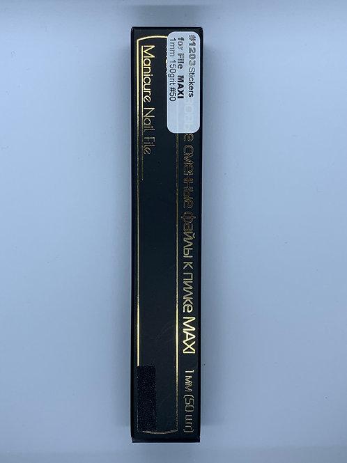 150 Grit Peel & Stick Files Refill - Maxi
