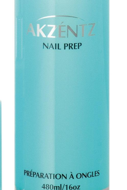Refill Akzentz Nail Prep - 16oz
