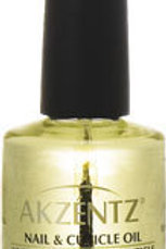Akzentz Cuticle Oil - 15ml
