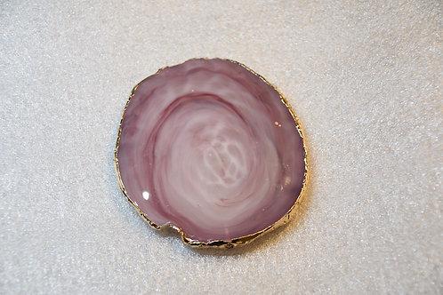 Round Mixing Palette -Purple