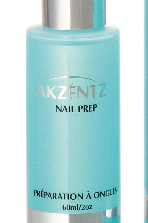 Akzentz Nail Prep - 4oz