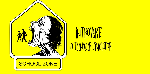 Introvert: A Teenager Simulator by Euphoric Bros