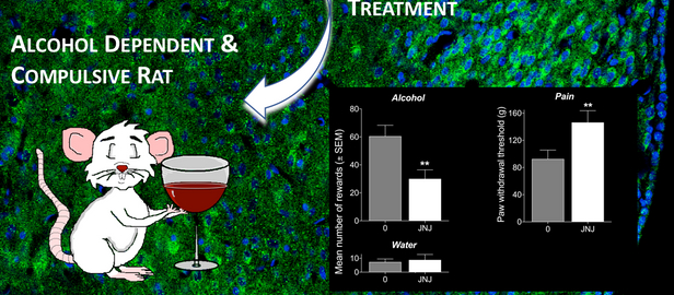 Identification of an Orphan Receptor as Novel Molecular Target for Alcohol Dependence.