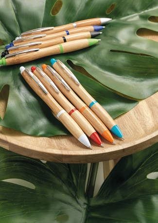 stylos couleurs éco responsable