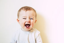 Baby with flu laughing.jpg