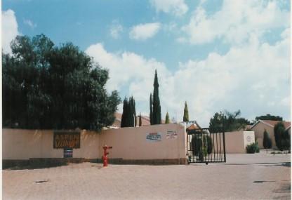 Aspen Village Gate