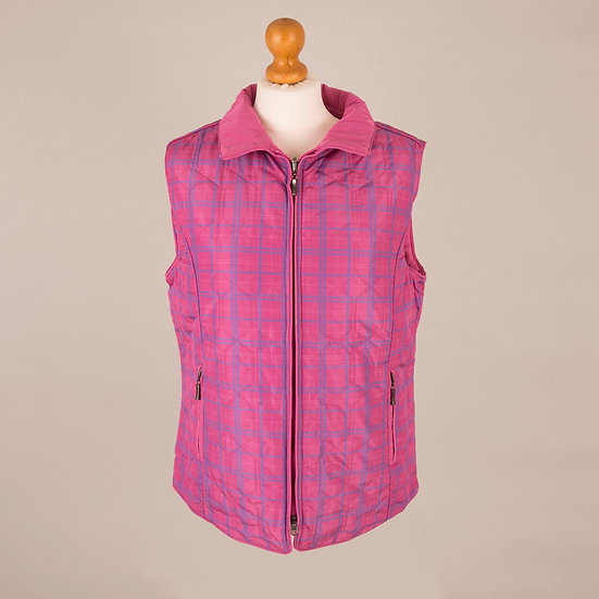 RDG-Pink Blue Check_Front