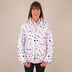 Hooded Jacket - Front