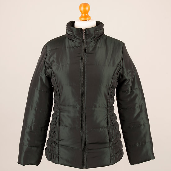 Hooded Jacket - Pine Green