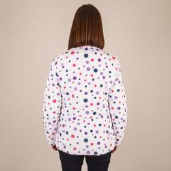 Hooded Jacket - Back