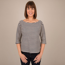 3/4 Sleeve T-Shirt - Front