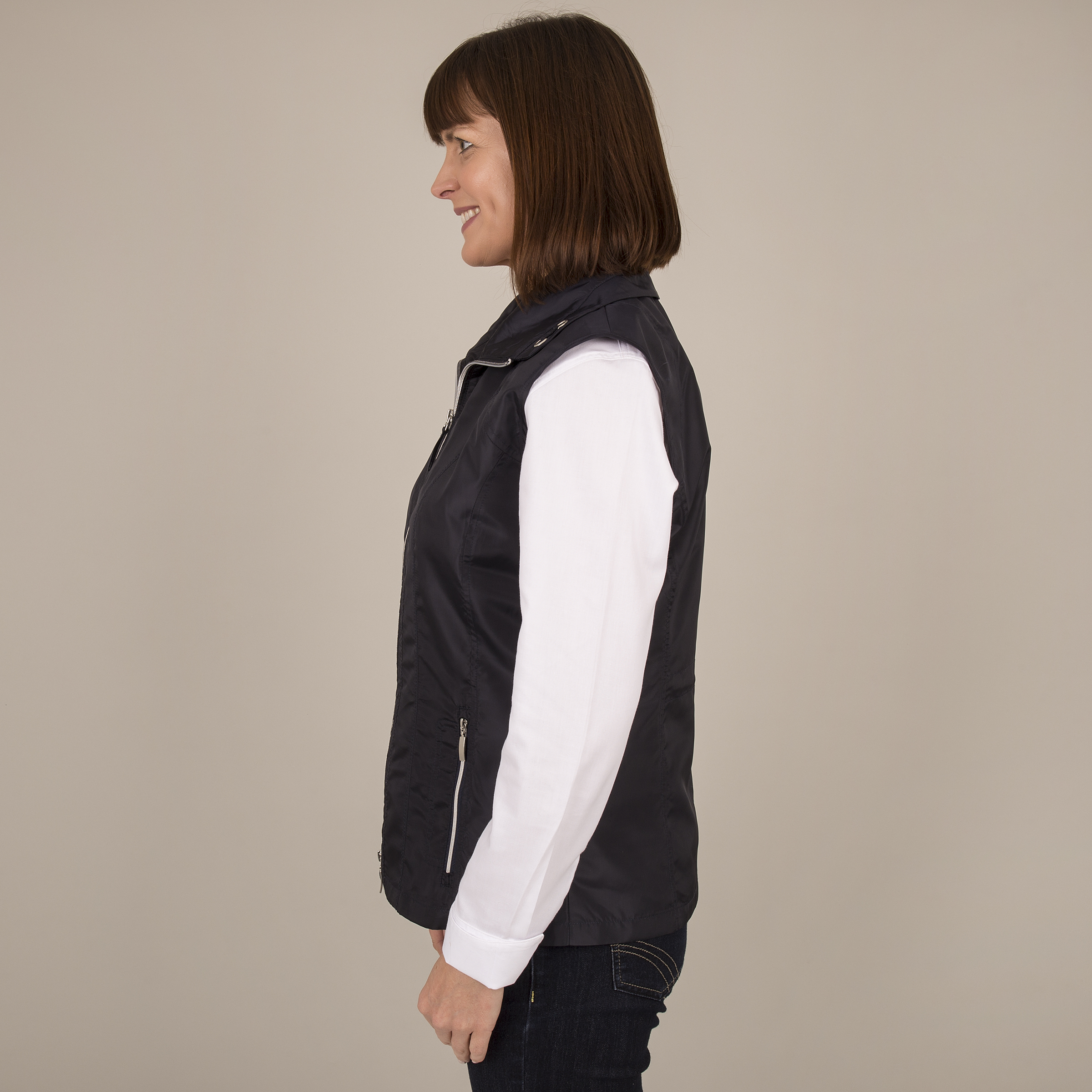Thin Gilet - Side