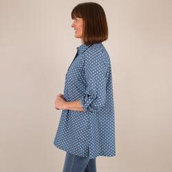 Shirt Collar Tunic - Side