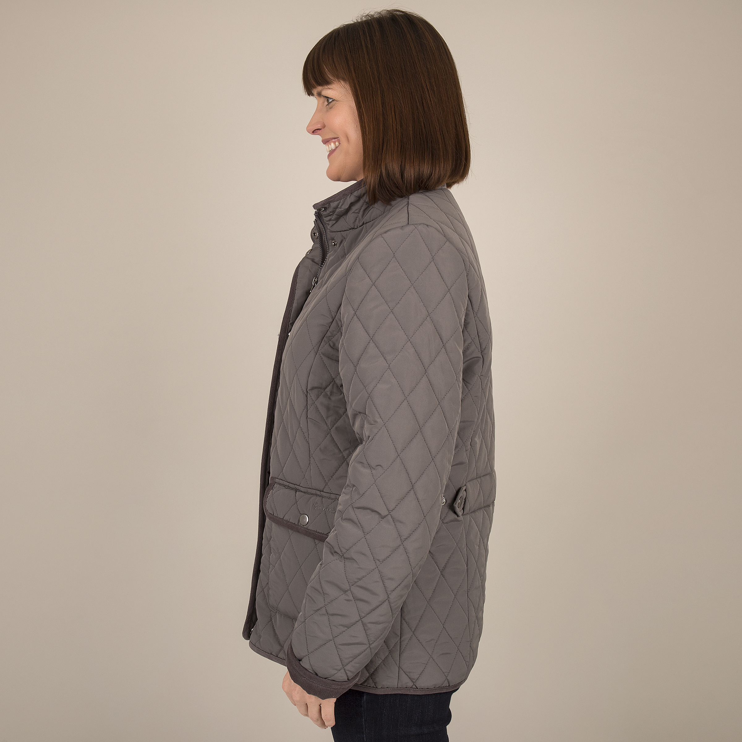 Quilted Jacket_Side