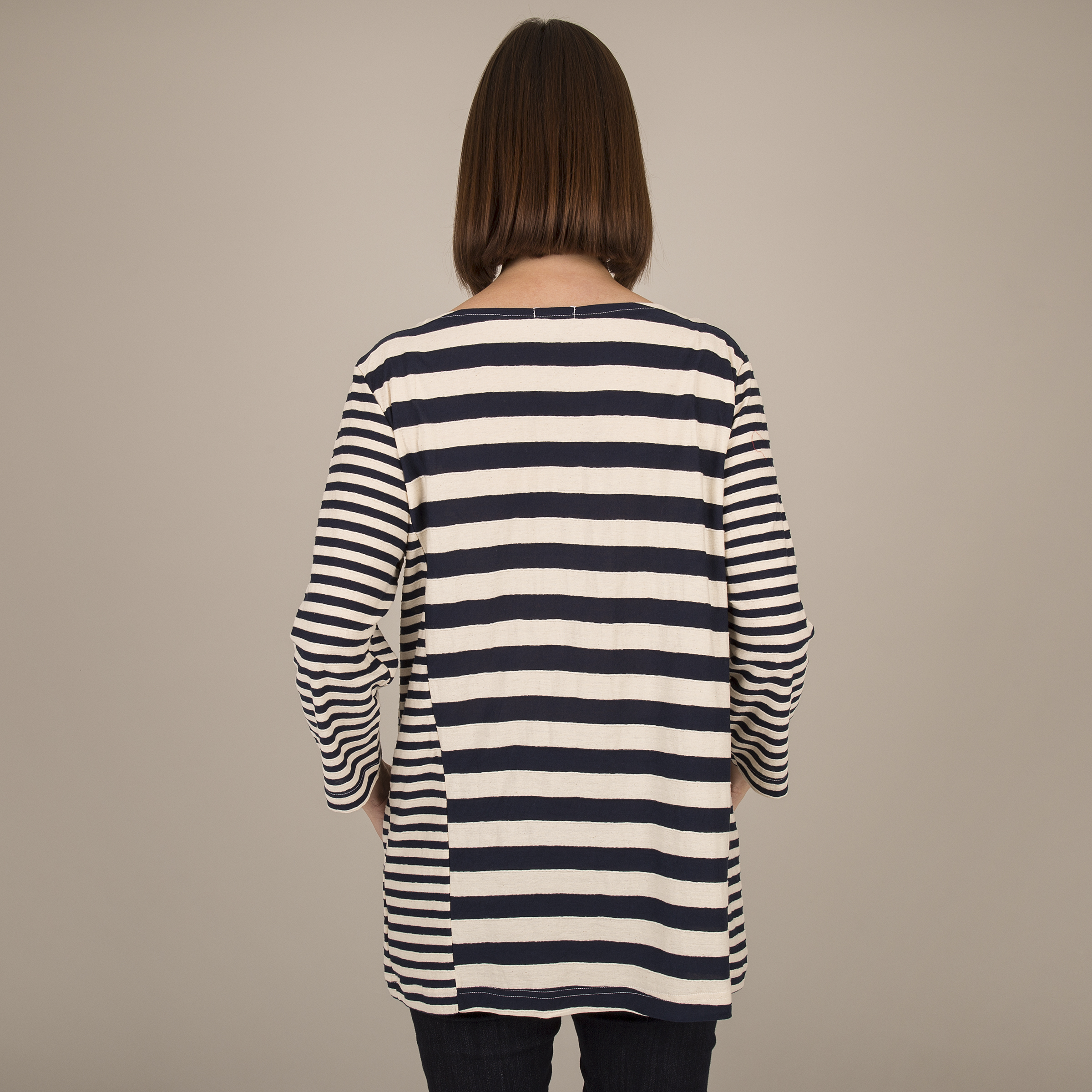 Long Sleeve Pocket - Back