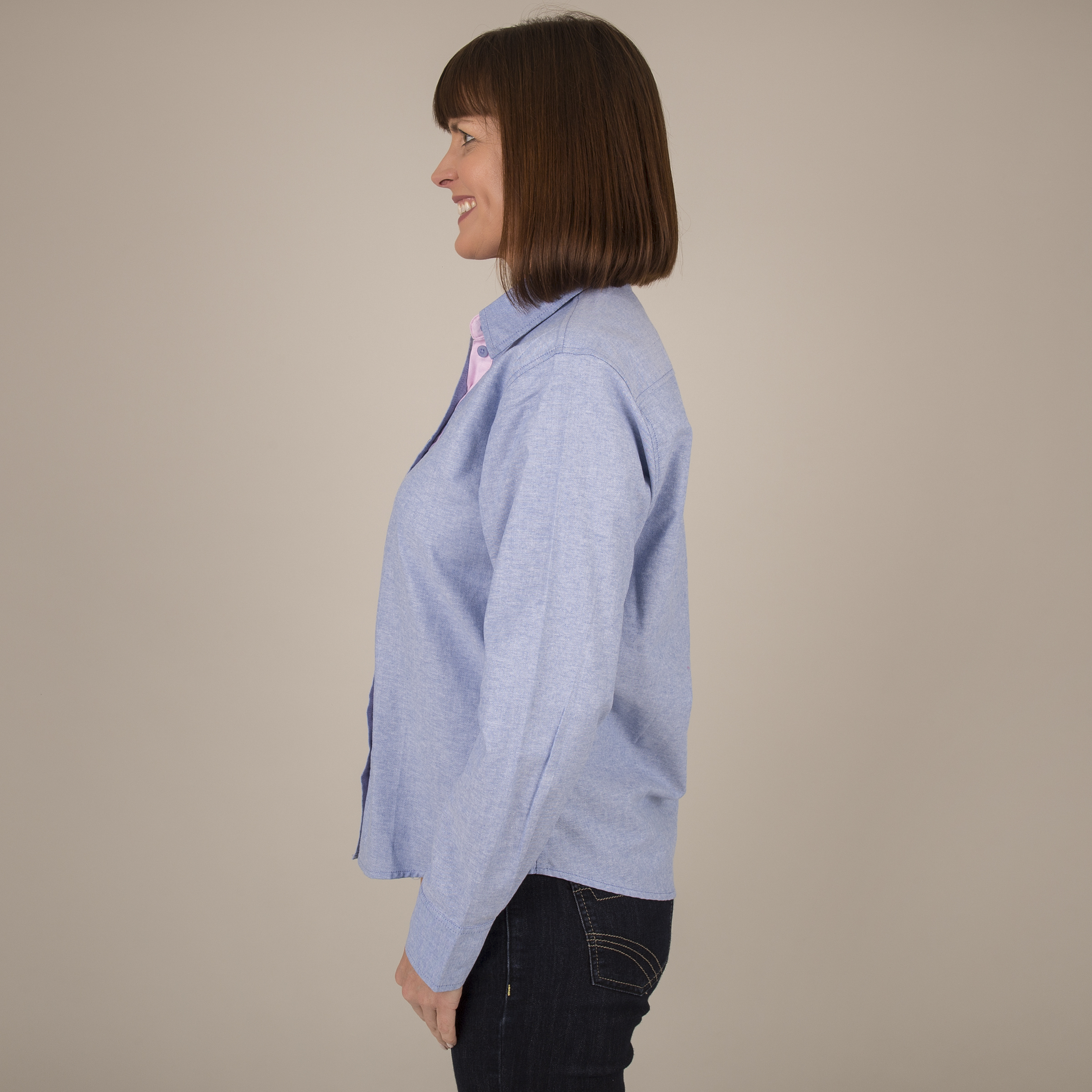 Relaxed Fit (LSF) - Side
