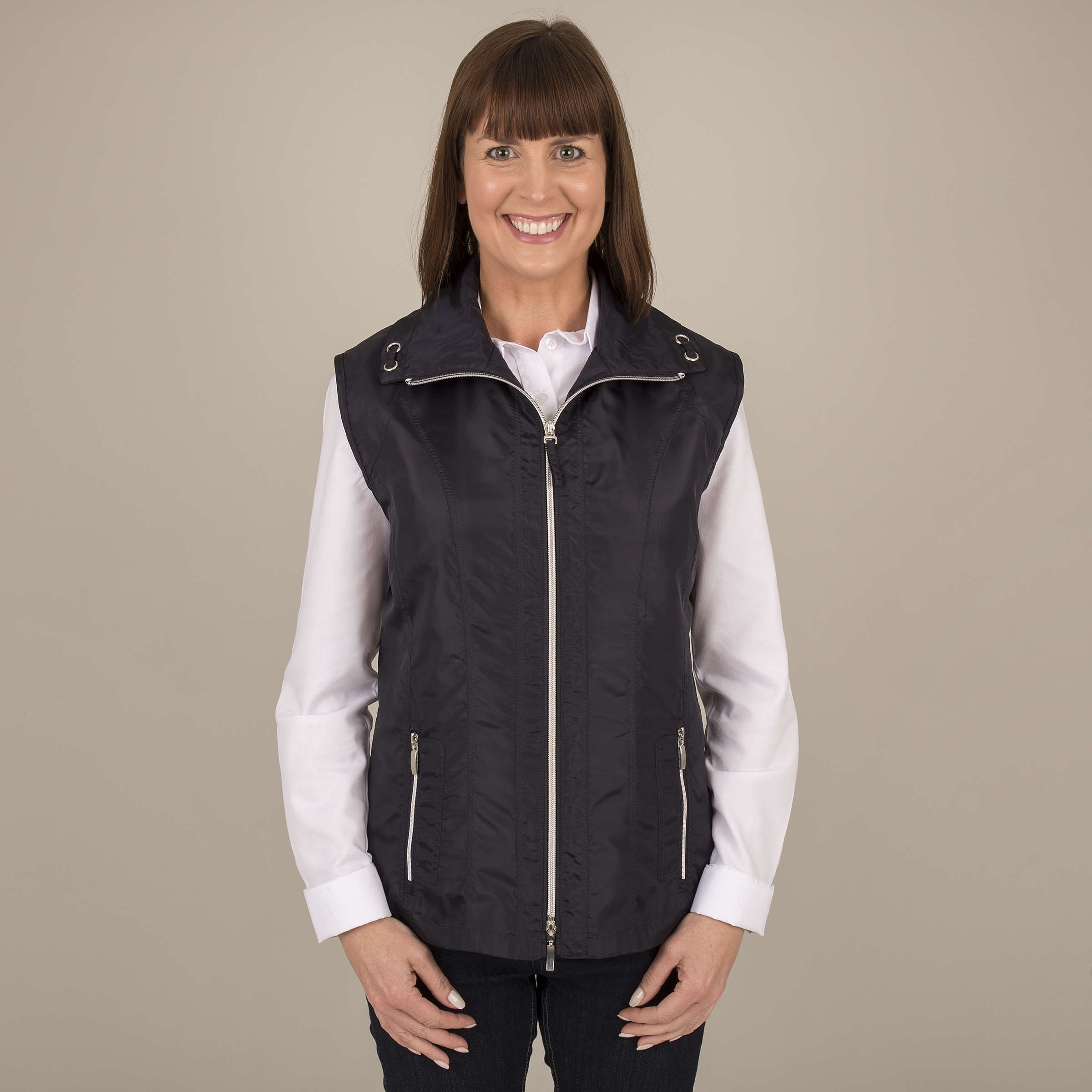 Thin Gilet - Front