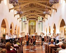 Brazzissimo Corpus Christie Church 2002