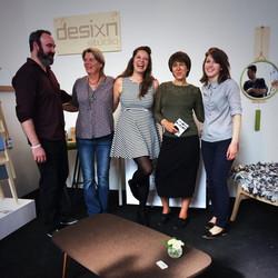 Tent London with Desixn Studio